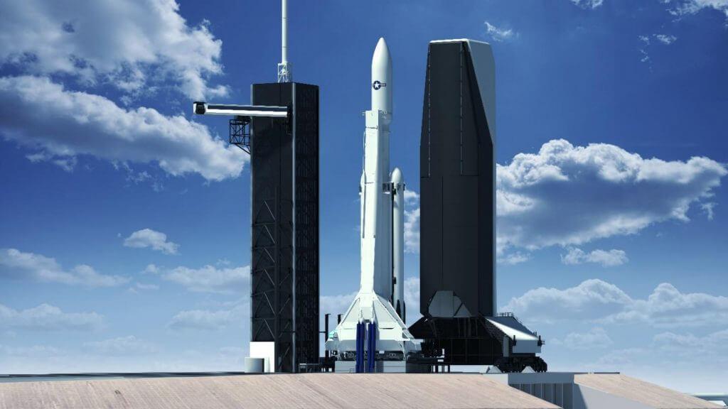 Ракета Falcon Heavy от SpaceX может запустить космическую станцию НАСА на Луне