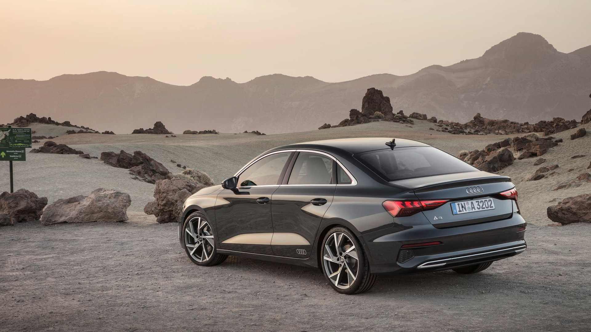 Новый Audi A3 e-tron PHEV появится в этом году