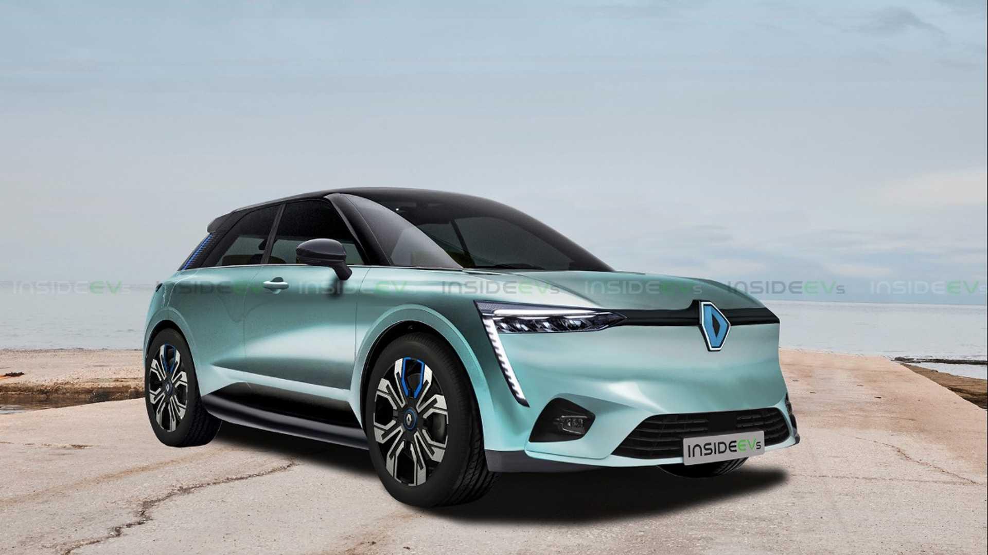 Renault, как сообщается, запустит два электрических внедорожника к 2022 году