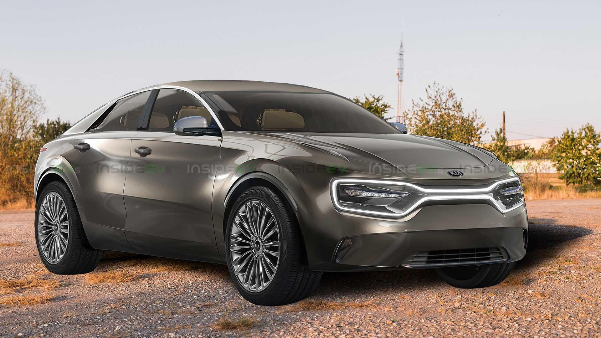 У кроссовера Kia Electric 2021 будет ускорение в стиле суперкара