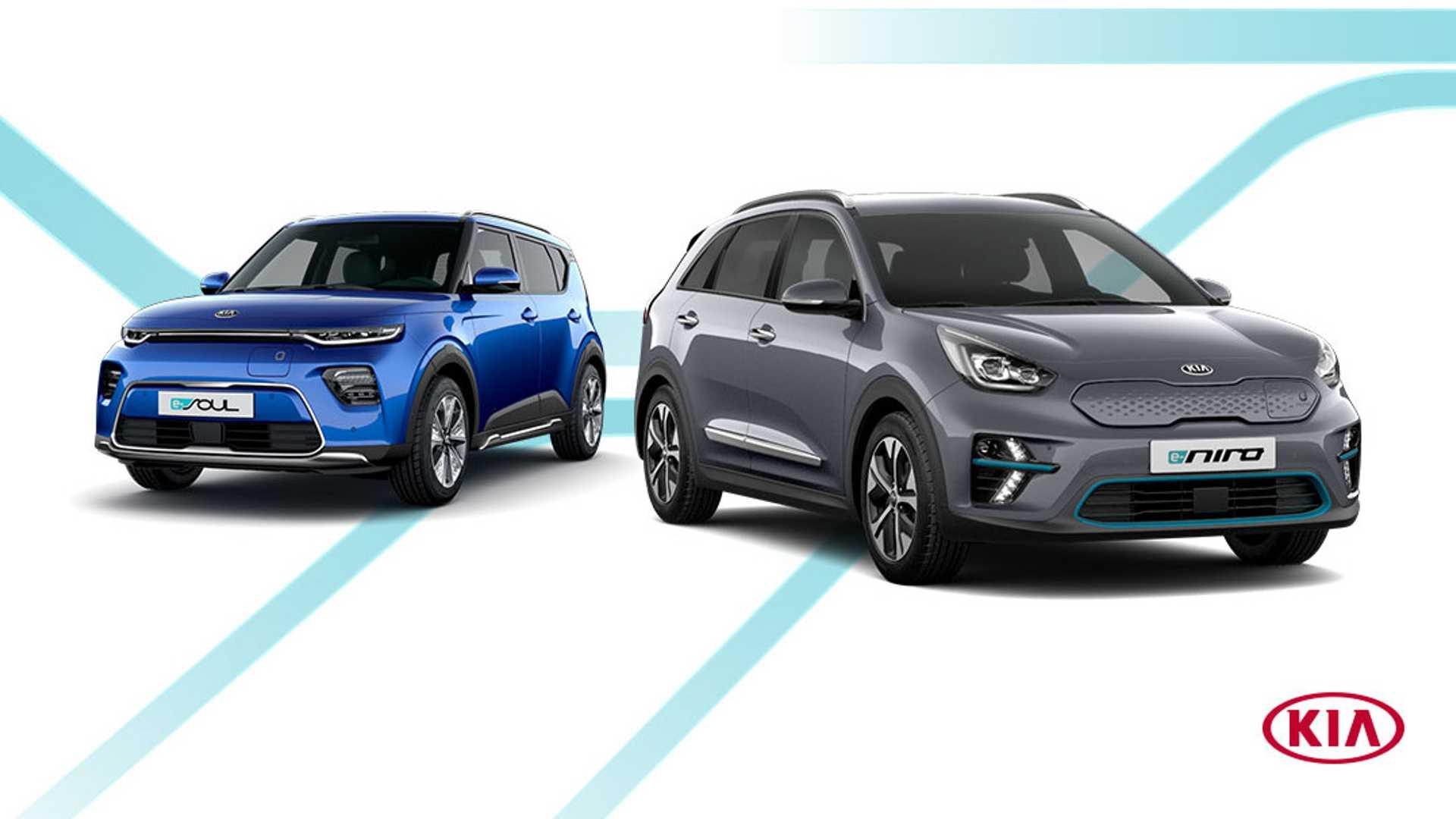 Kia обрисовывает планы по расширению продаж аккумуляторных электромобилей в Европе