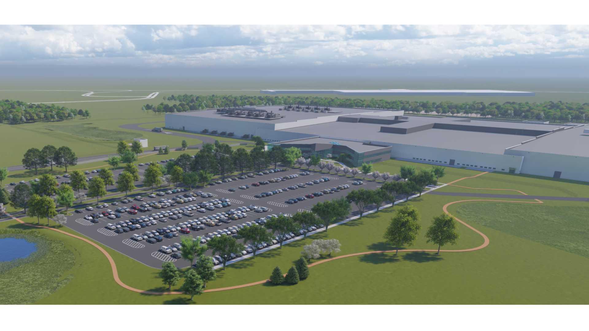Ultium Cells начинает подготовку к заводу по производству аккумуляторных элементов в Огайо