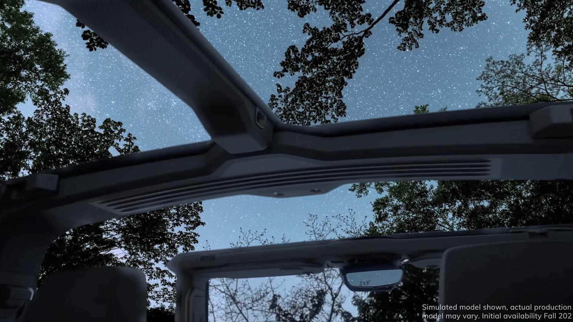 Пикап GMC Hummer Electric демонстрирует исчезающую крышу