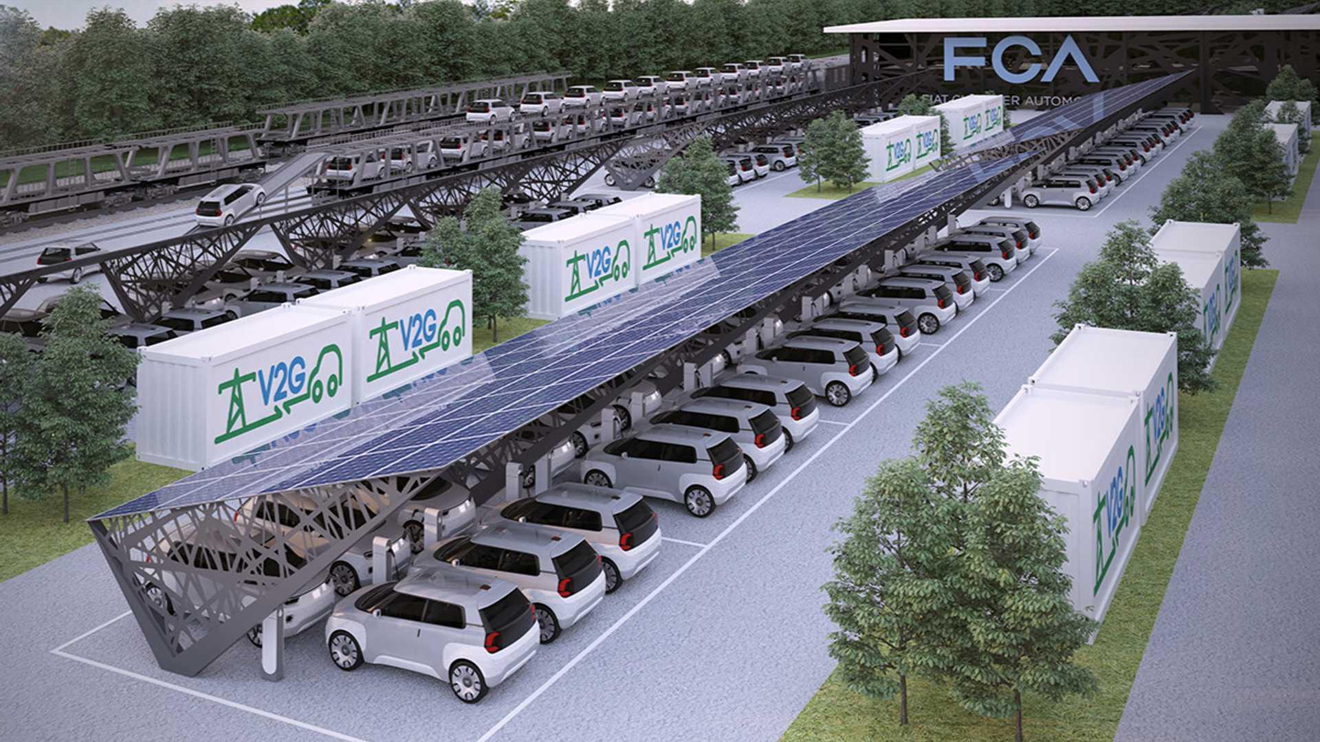 FCA начинает работу в Mirafiori по пилотному проекту «Транспортная сеть»