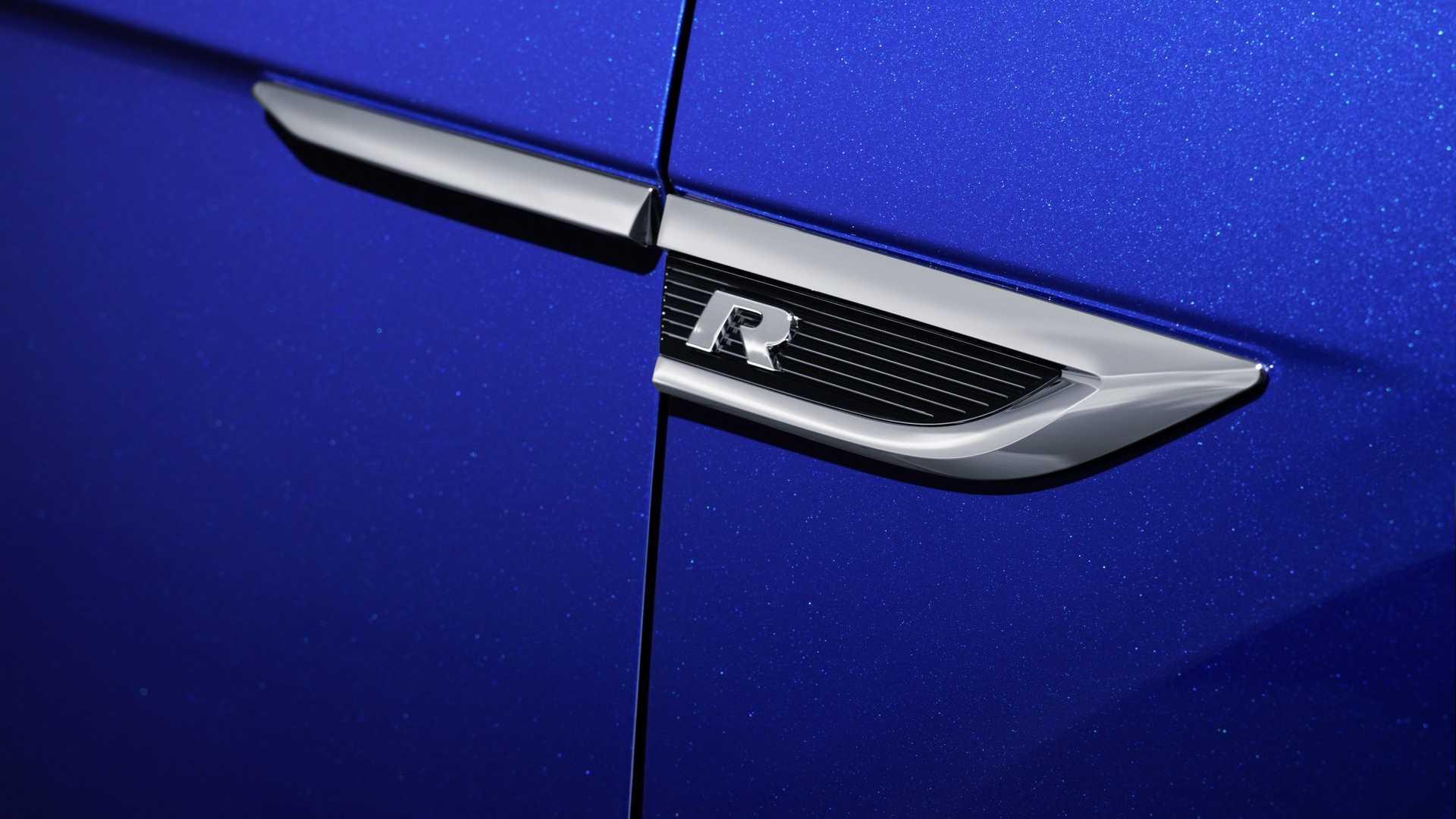 Volkswagen может сделать R-Badged Performance электромобилей