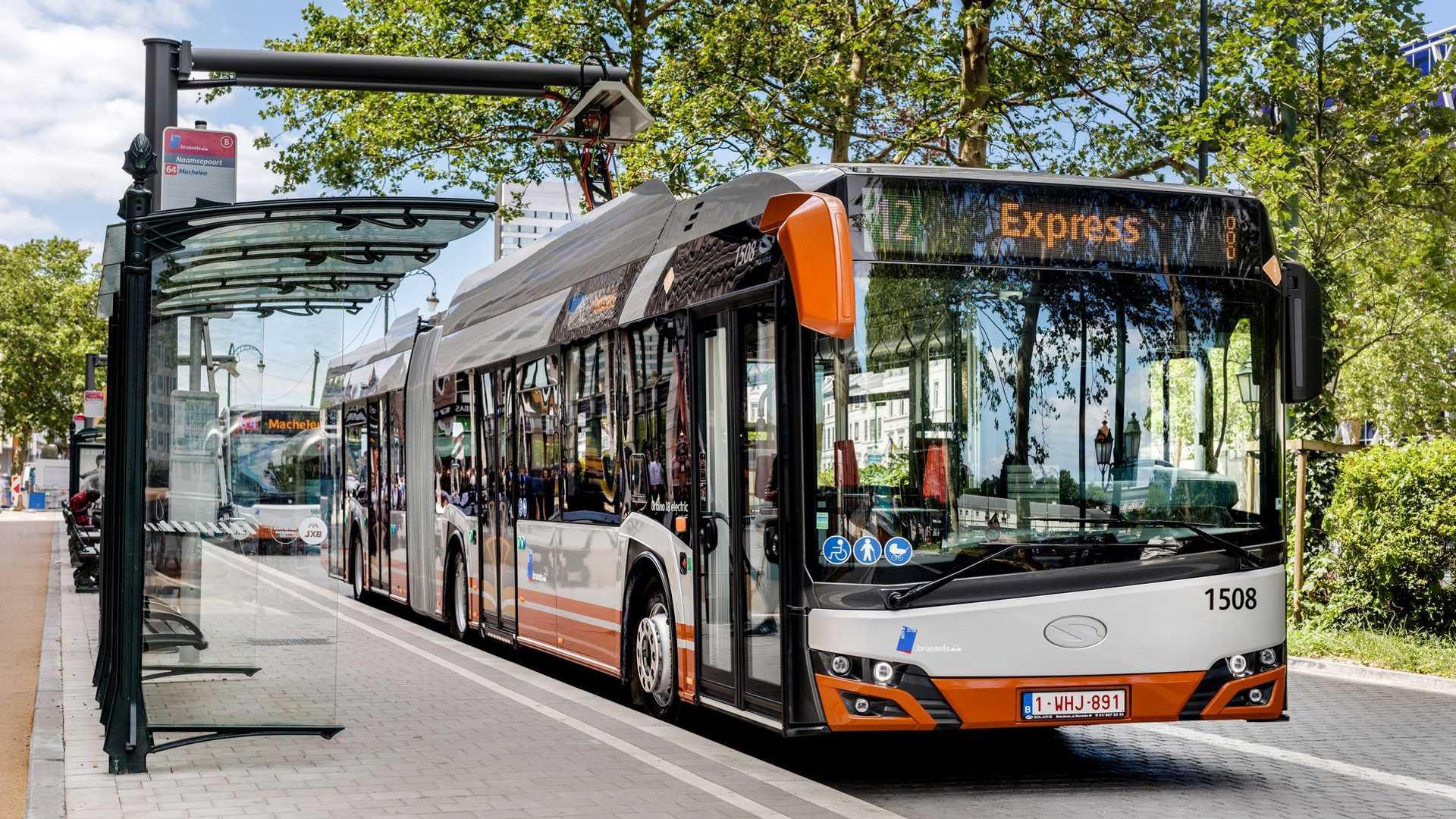 Solaris доставит в Румынию 16 сочлененных электрических автобусов