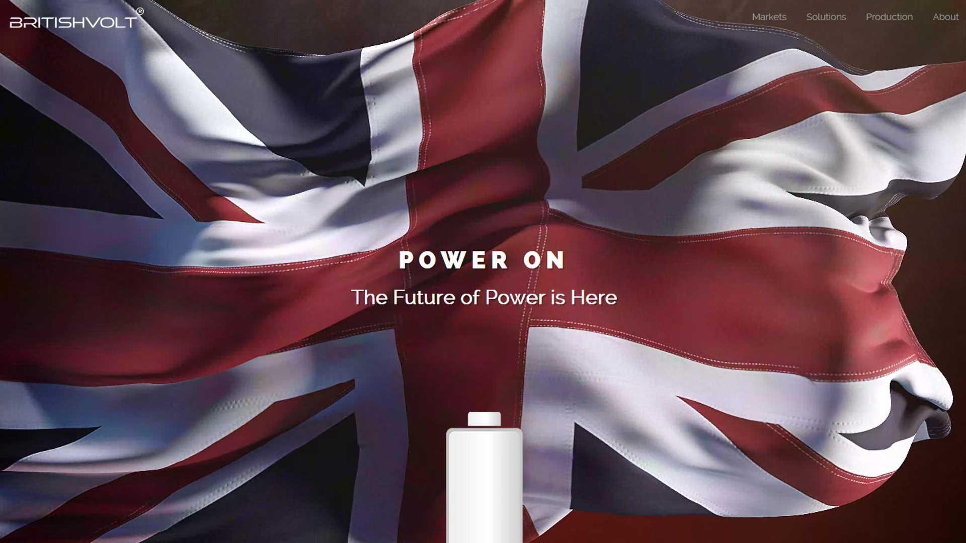 Britishvolt и AMTE Power наброски план для батареи Gigafactory в Великобритании