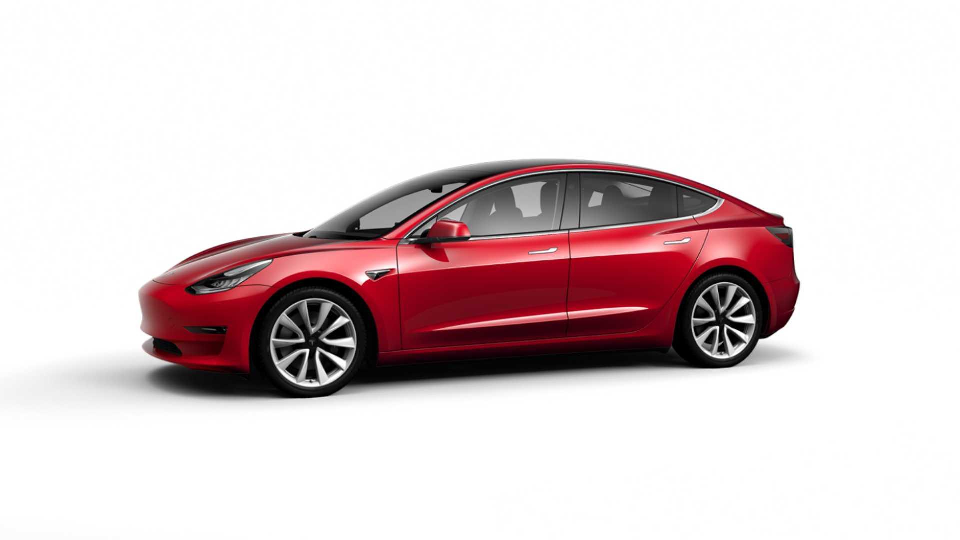 В апреле Tesla получила около 15 000 заказов на MIC Model 3 LR