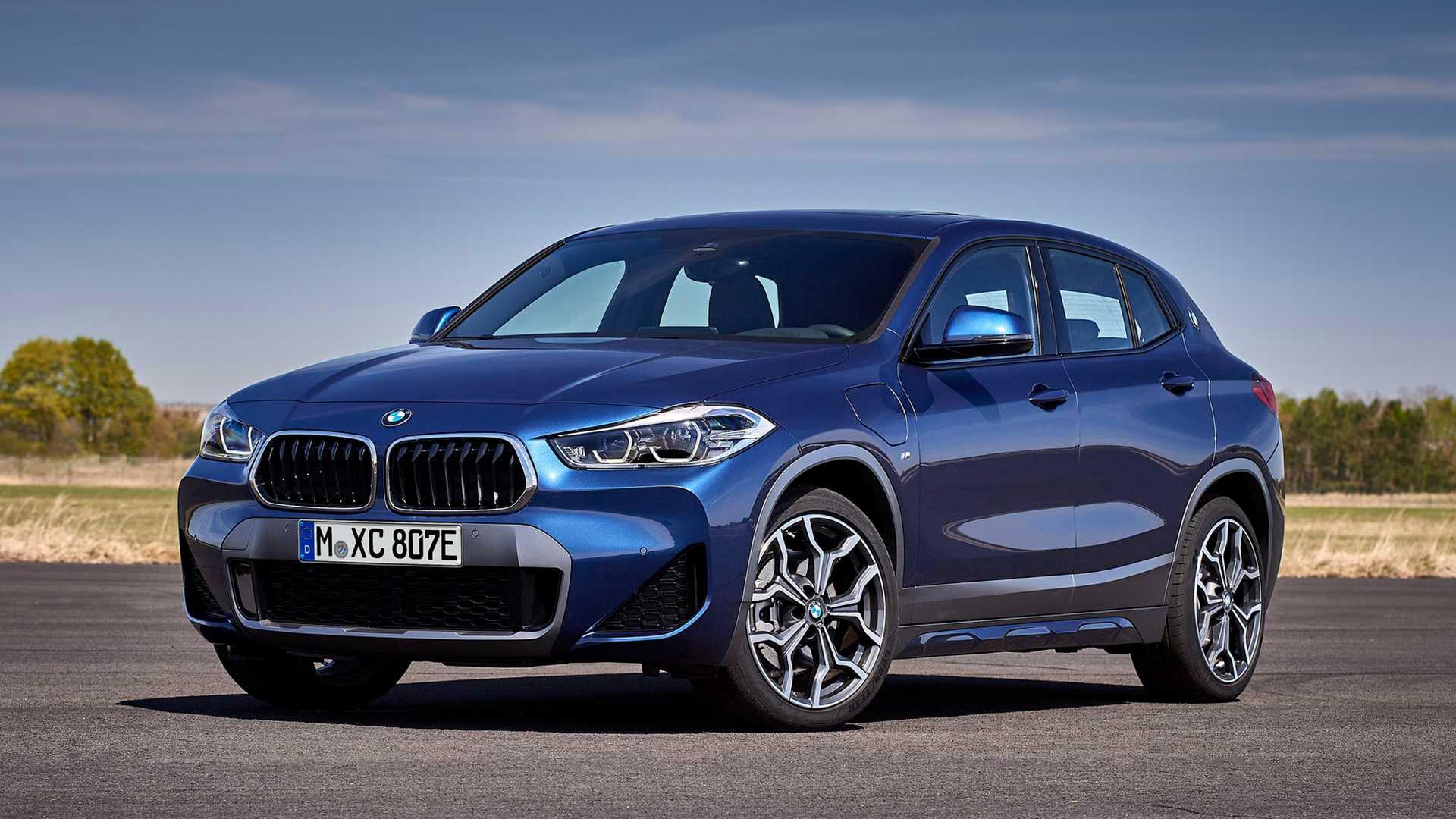 BMW X2 xDrive25e - изящный кроссовер PHEV с 35-мильным электрическим диапазоном