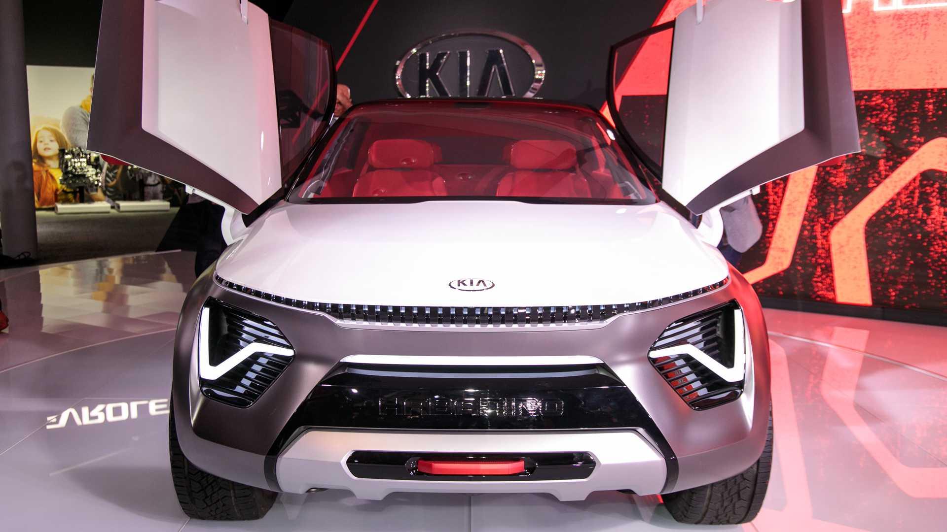 Kia сообщает о своем собственном электрическом конкуренте Citroen Ami