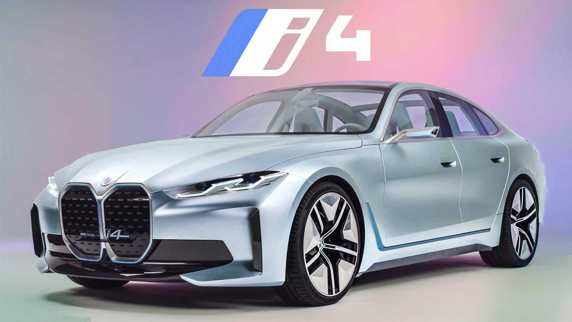Видео спрашивает, превзойдет ли BMW i4 конкурентов от Tesla и других