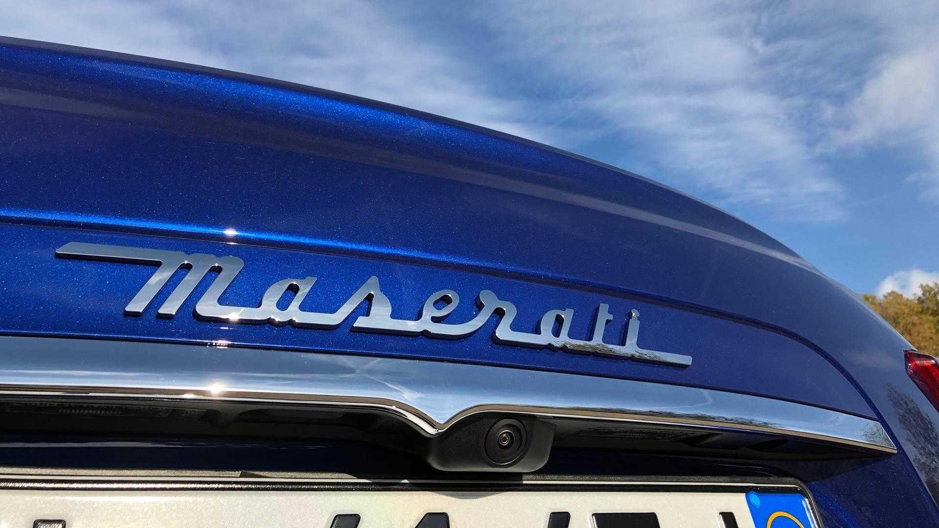 Why Maserati