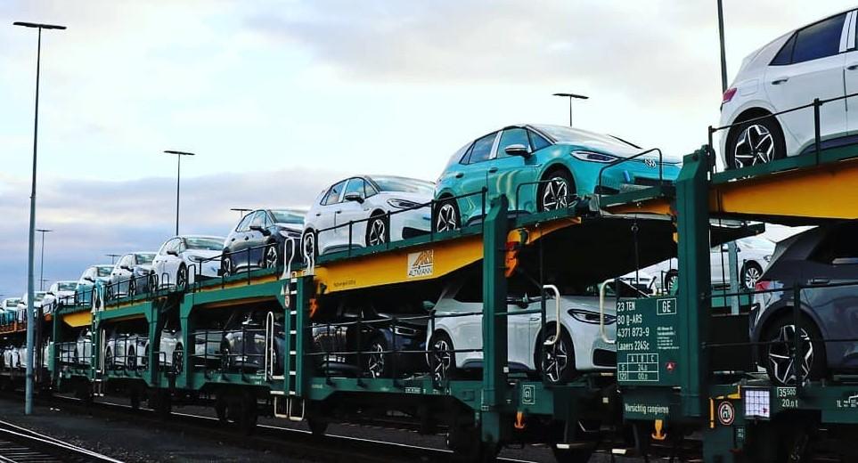 Volkswagen ID.3 получает награду «Лучший из лучших» перед началом поставок клиентам