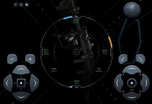 Симулятор SpaceX позволяет вам быть астронавтом, который присоединяется к Crew Dragon с космической станцией