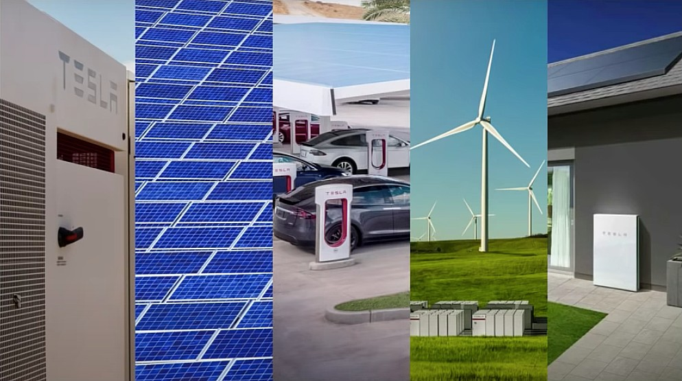 """Тесла готова разблокировать способности транспортного средства к сети с """"двунаправленными"""" системами зарядки"""