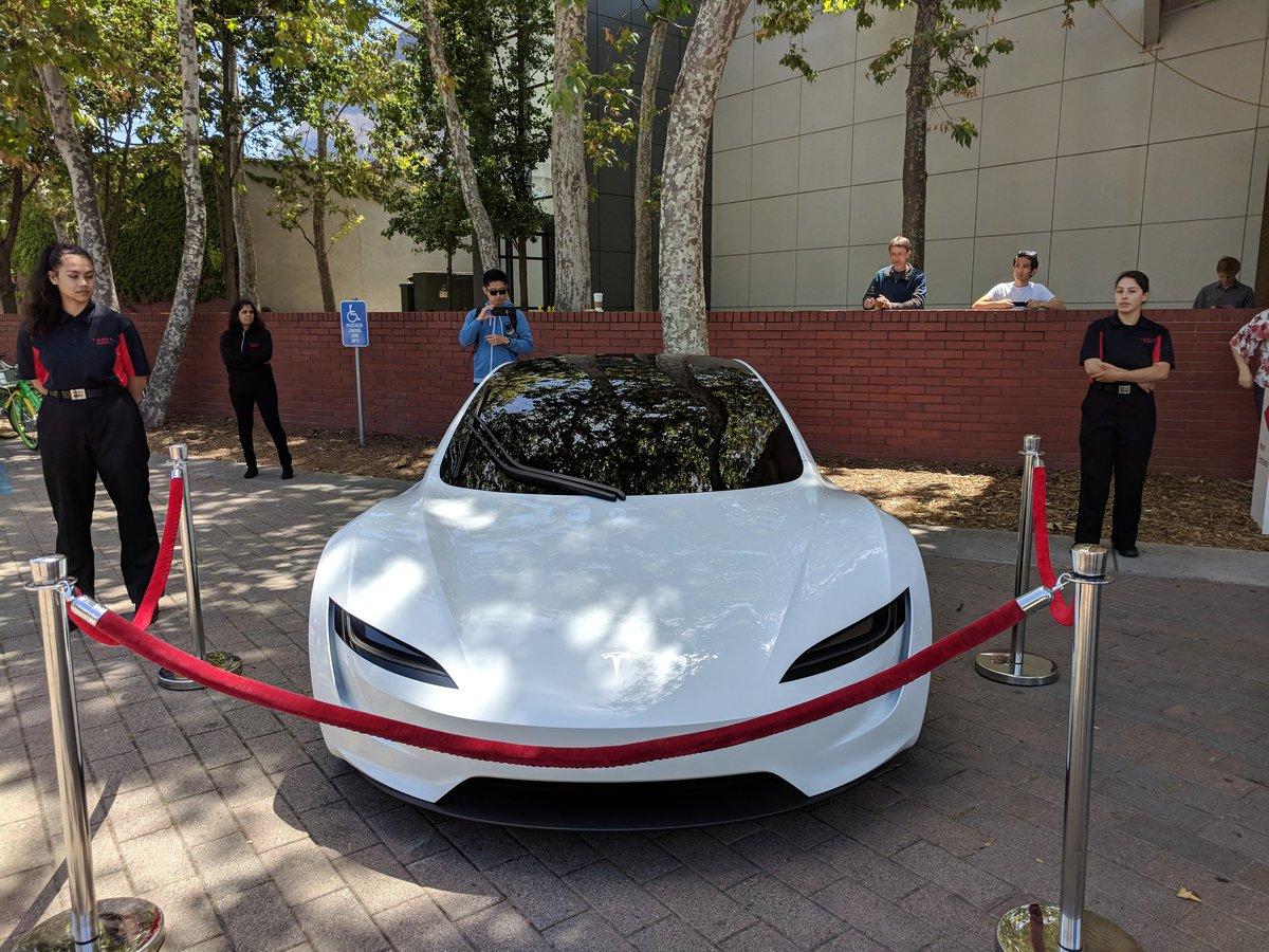 Тесла проведет свое ежегодное собрание акционеров 2020 года 9 июля