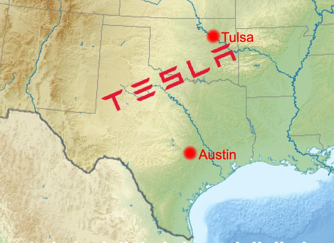У Теслы блуждающие глаза, но его сердце находится в Остине, штат Техас