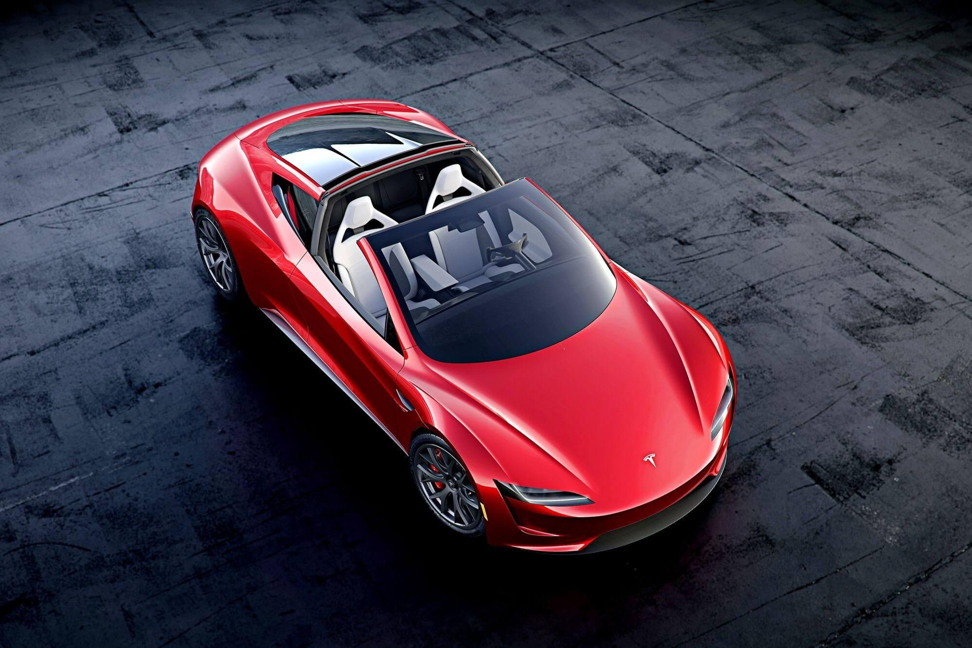 Теперь не сладко: выпуск нового родстера Tesla откладывается на неопределенное время
