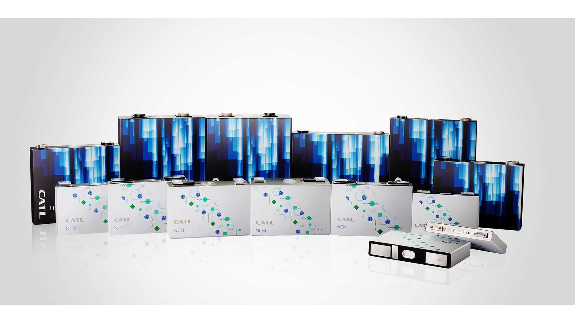 CATL теперь обещает 2-миллионный километр, 16-летняя технология батареи