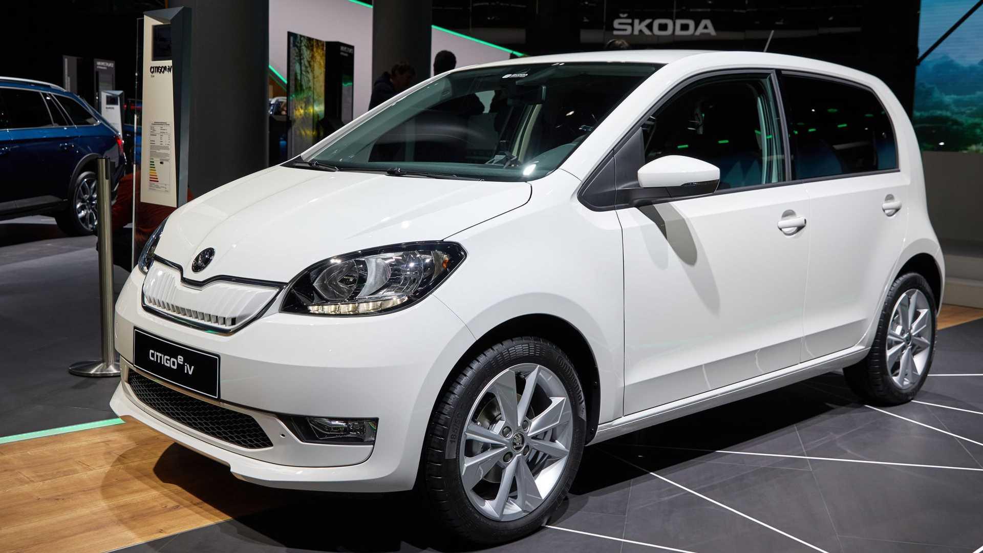 Каждый второй новый подключаемый электромобиль в Чехии - это Skoda