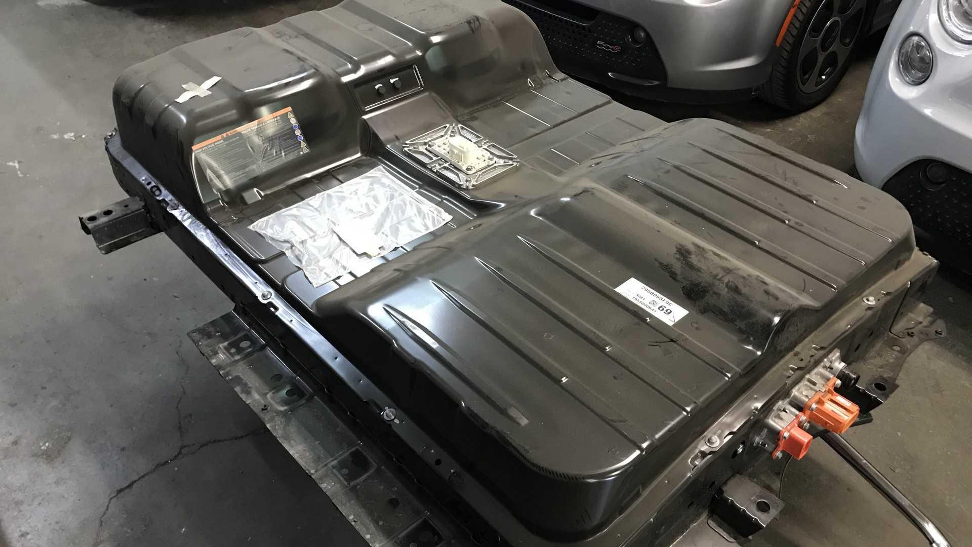 EV Rides может расширить диапазон вашего Nissan LEAF с помощью обновлений батареи