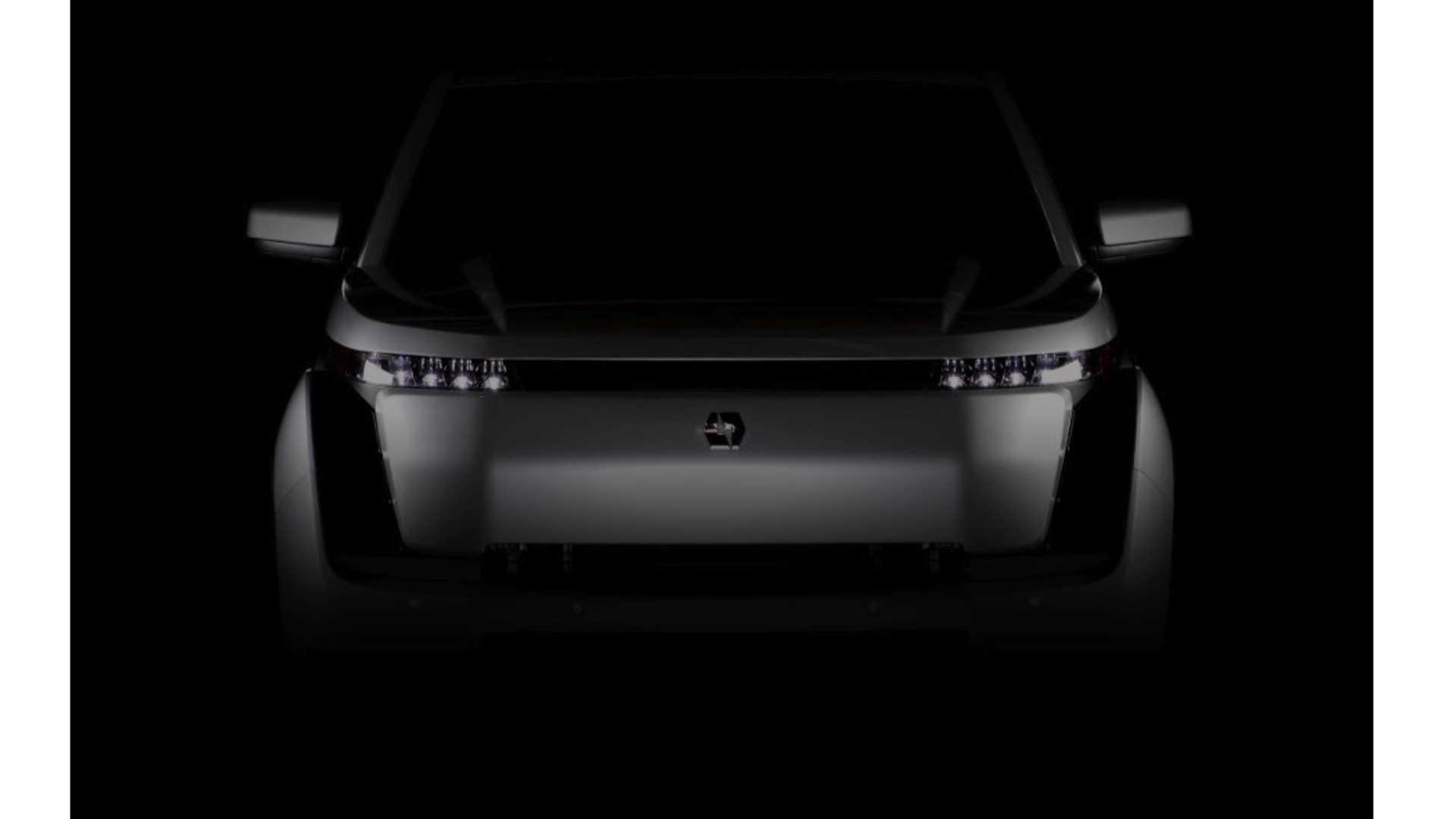 Lordstown Motors дразнит выносливость пикап: показывает эскизы интерьера