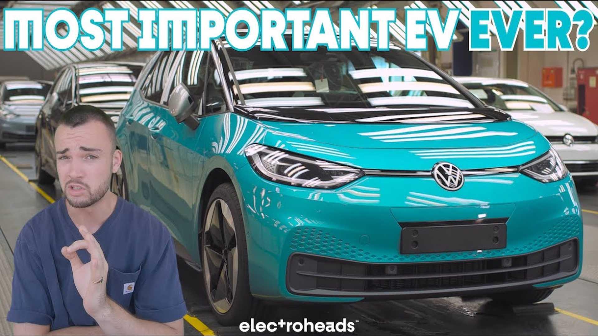 Будет ли Volkswagen ID.3 самым важным автомобилем десятилетия?