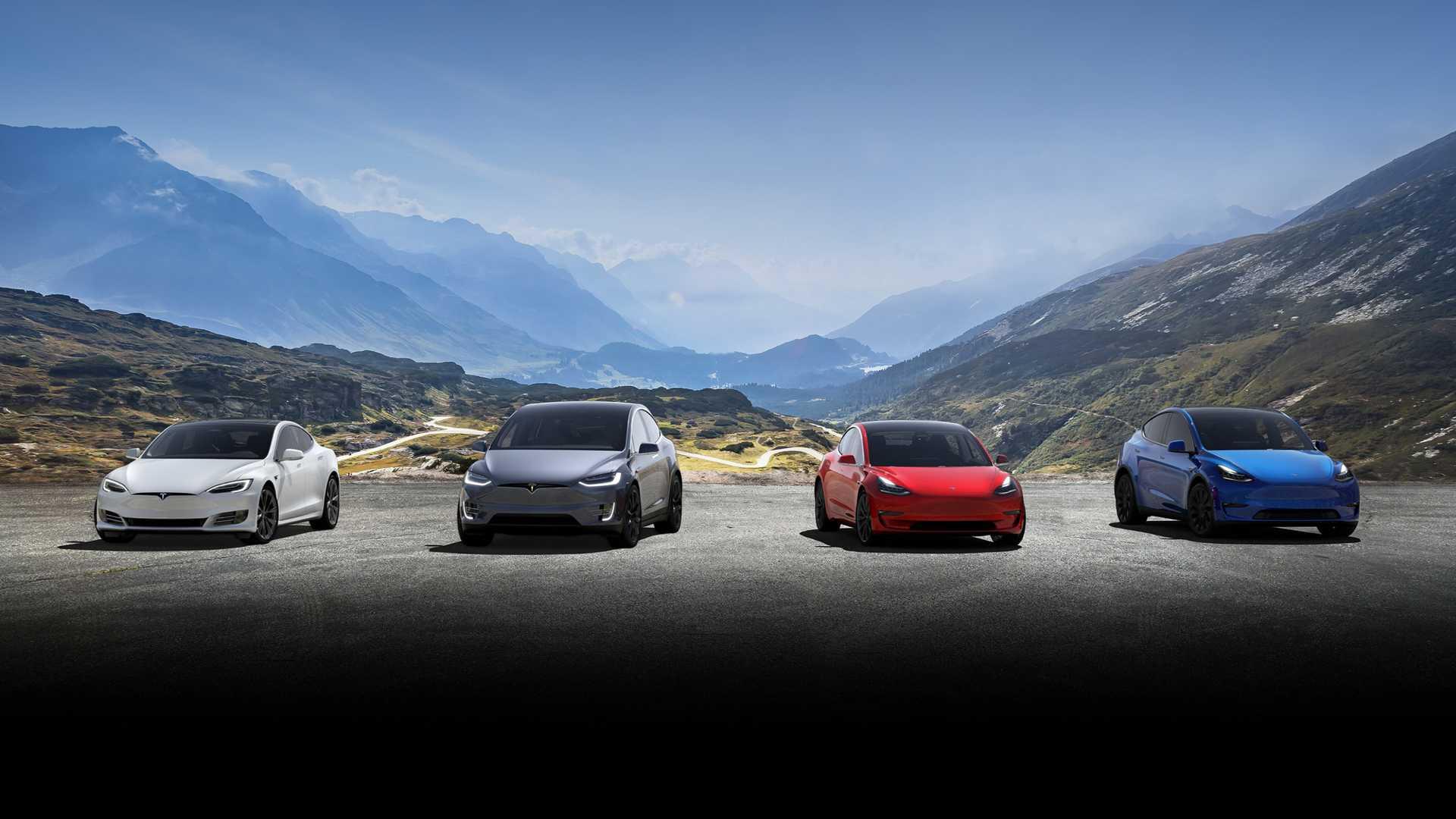 Ассортимент электромобилей, цены и многое другое для США - 1 июня 2020 г.