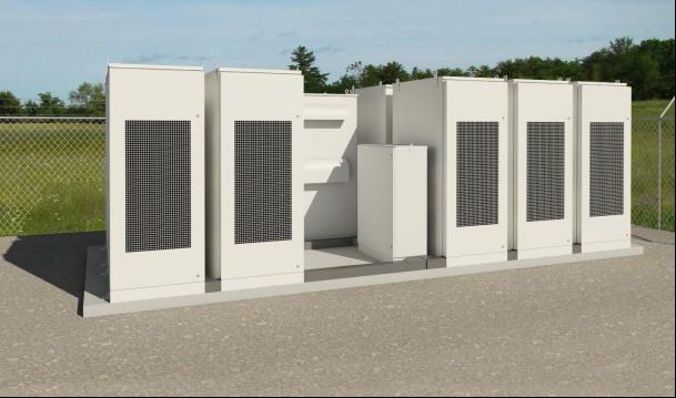 Megapacks Tesla помогает Alberta Canada стремиться к устойчивому развитию