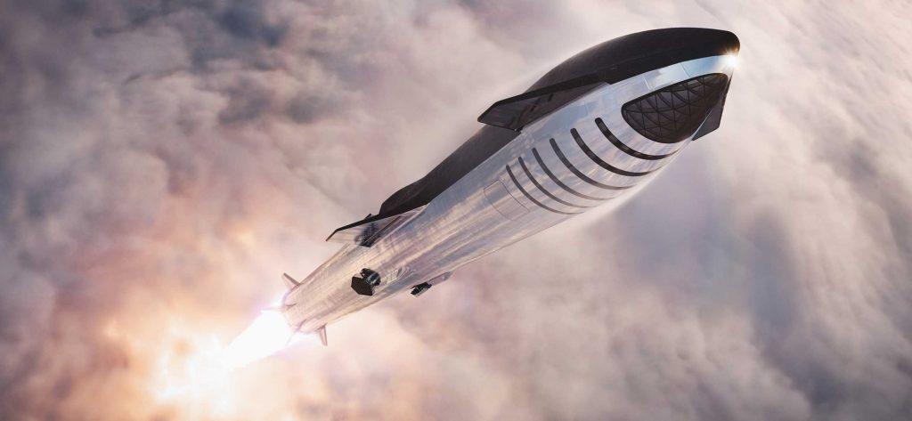Ожидается, что в сентябре этого года ожидается событие SpaceX Starship