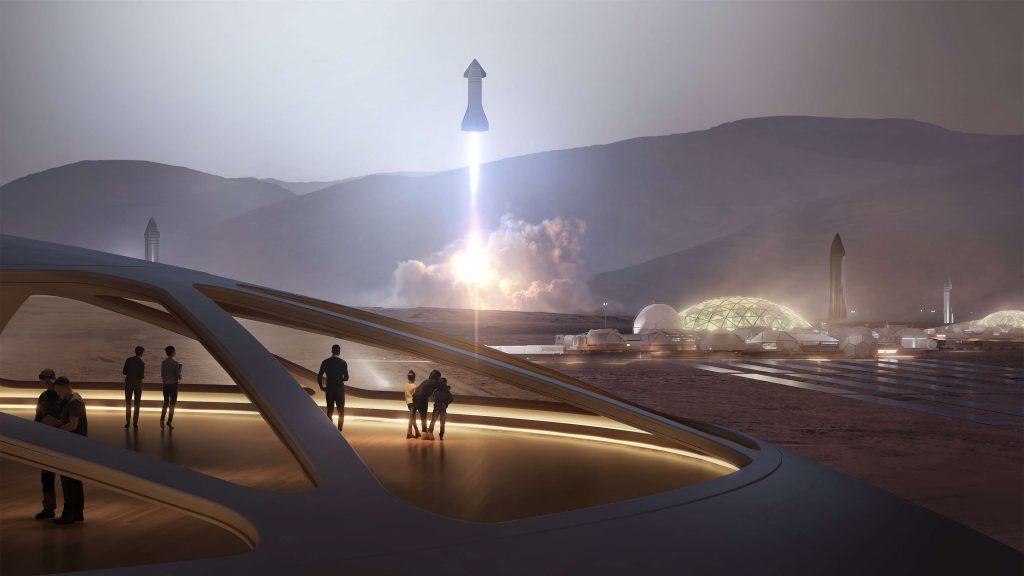 SpaceX собирает для Starhip более полумиллиарда долларов, Starlink