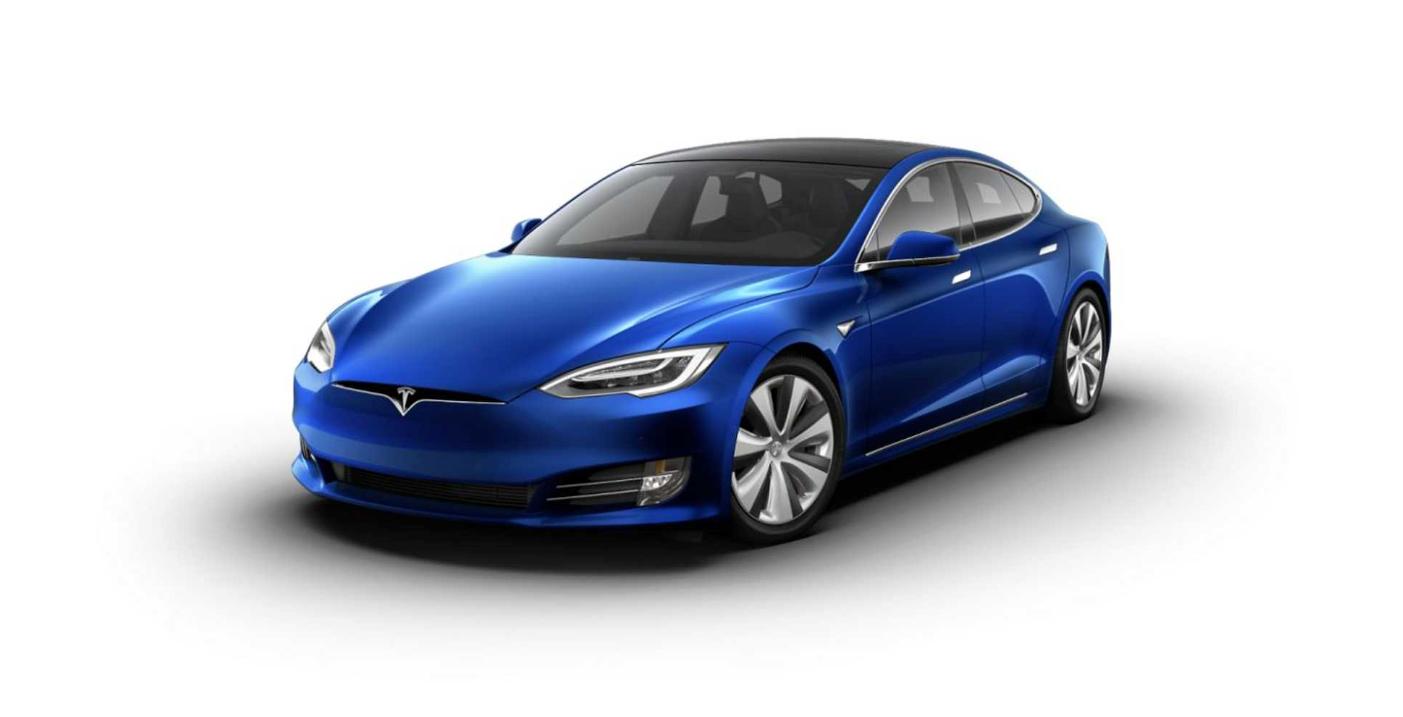 Tesla Model S получает официальные номера EPA и номера эффективности: 402 мили