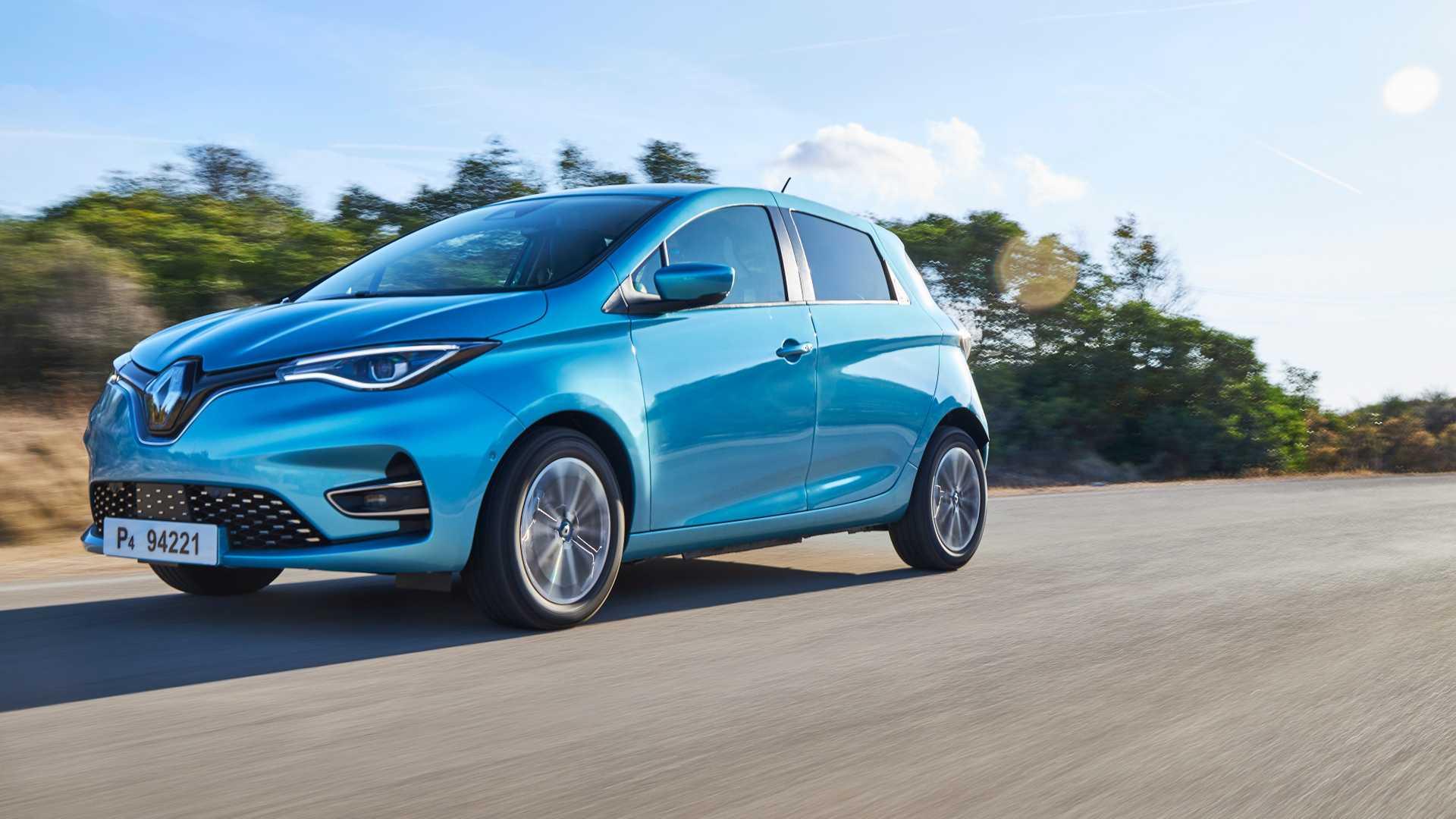 В Plug-В Мае 2020 Продаж Электрических Автомобилей На 61%