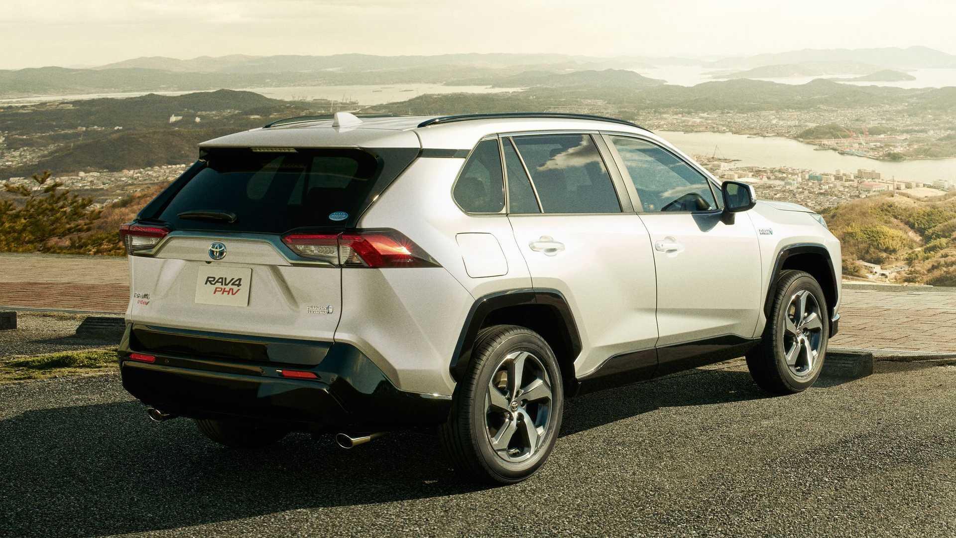 Доступность Toyota RAV4 Prime PHEV в США будет крайне ограничена