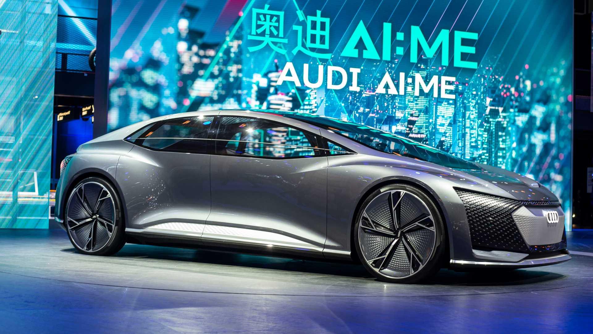 Audi сообщает о готовности роскошного электрического седана A9 e-tron к 2024 году