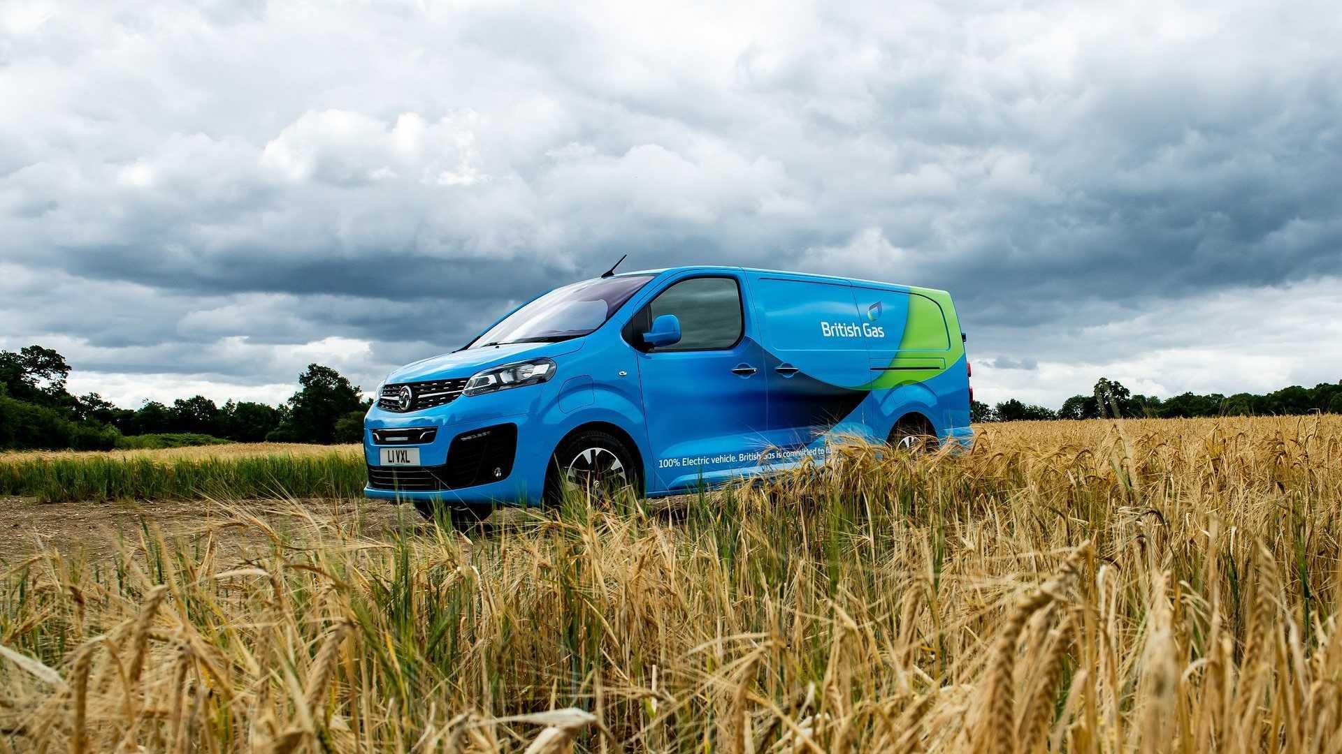 British Gas размещает крупнейший в Великобритании коммерческий заказ на электромобиль