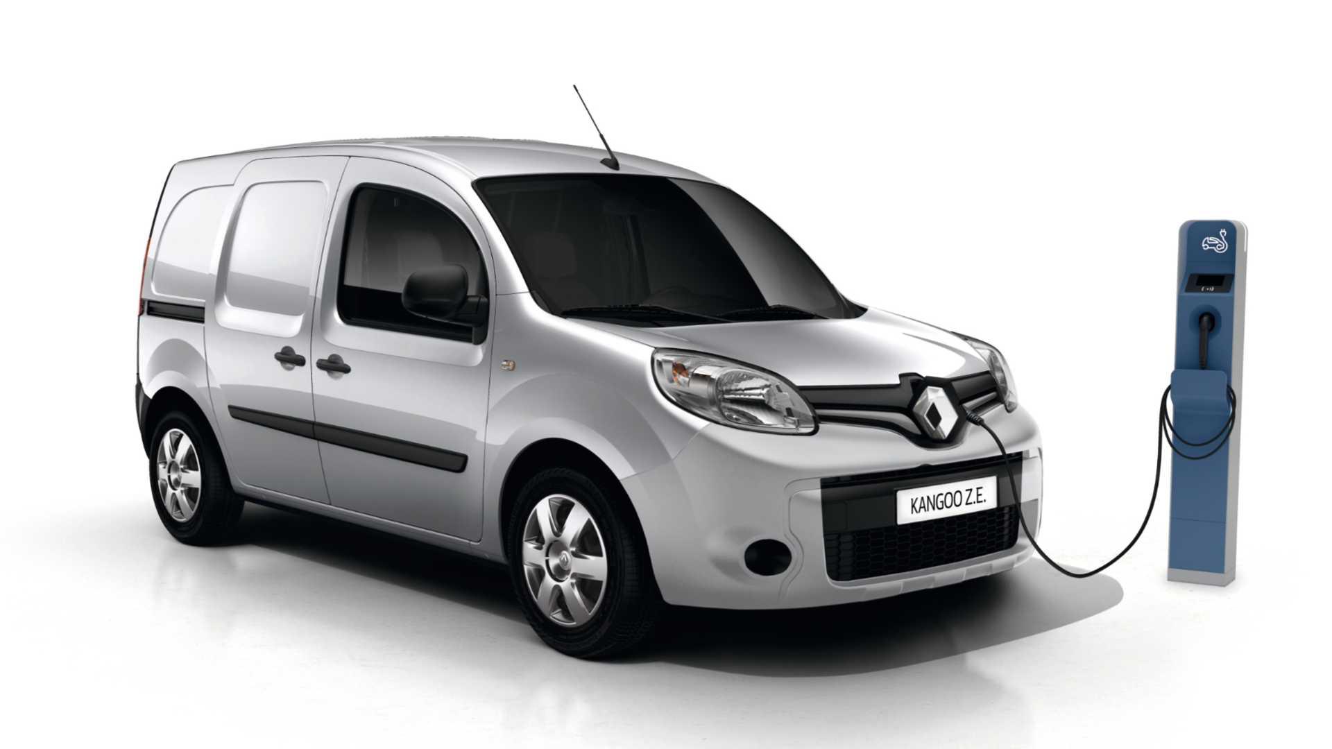 Renault запускает дочернюю европейскую дочернюю инфраструктуру зарядки