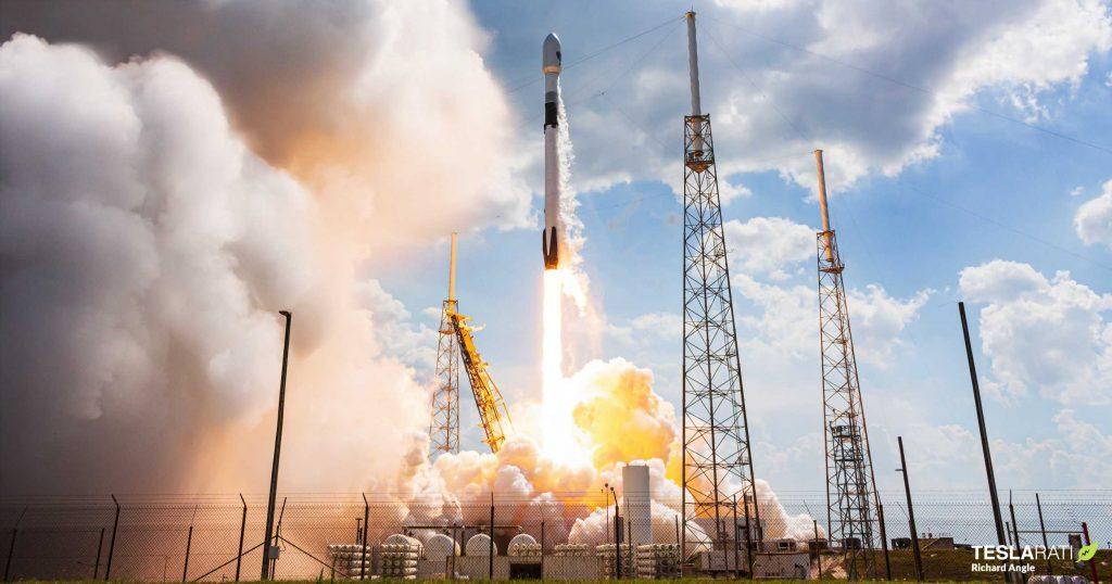 SpaceX возродит полярную траекторию запуска из Флориды, впервые за 60 лет