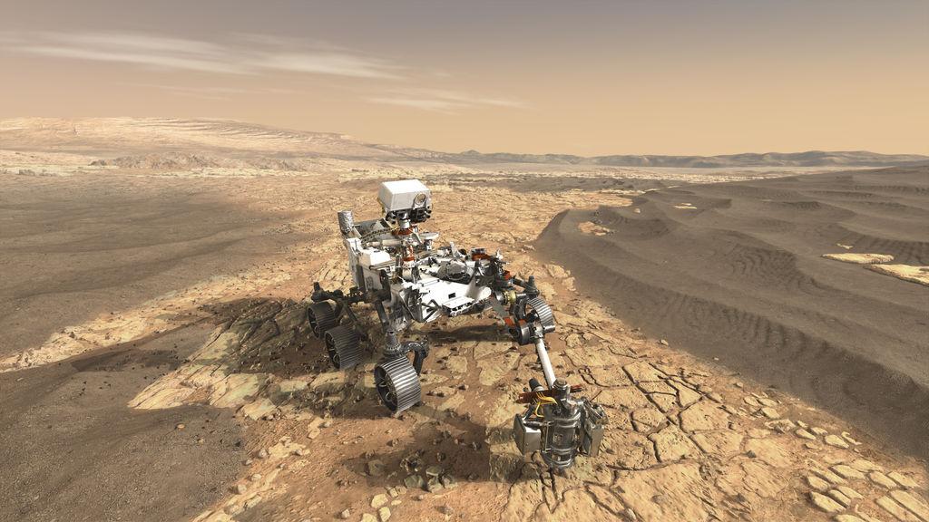 Марсоход НАСА загружен ядерной энергией перед запуском следующей недели