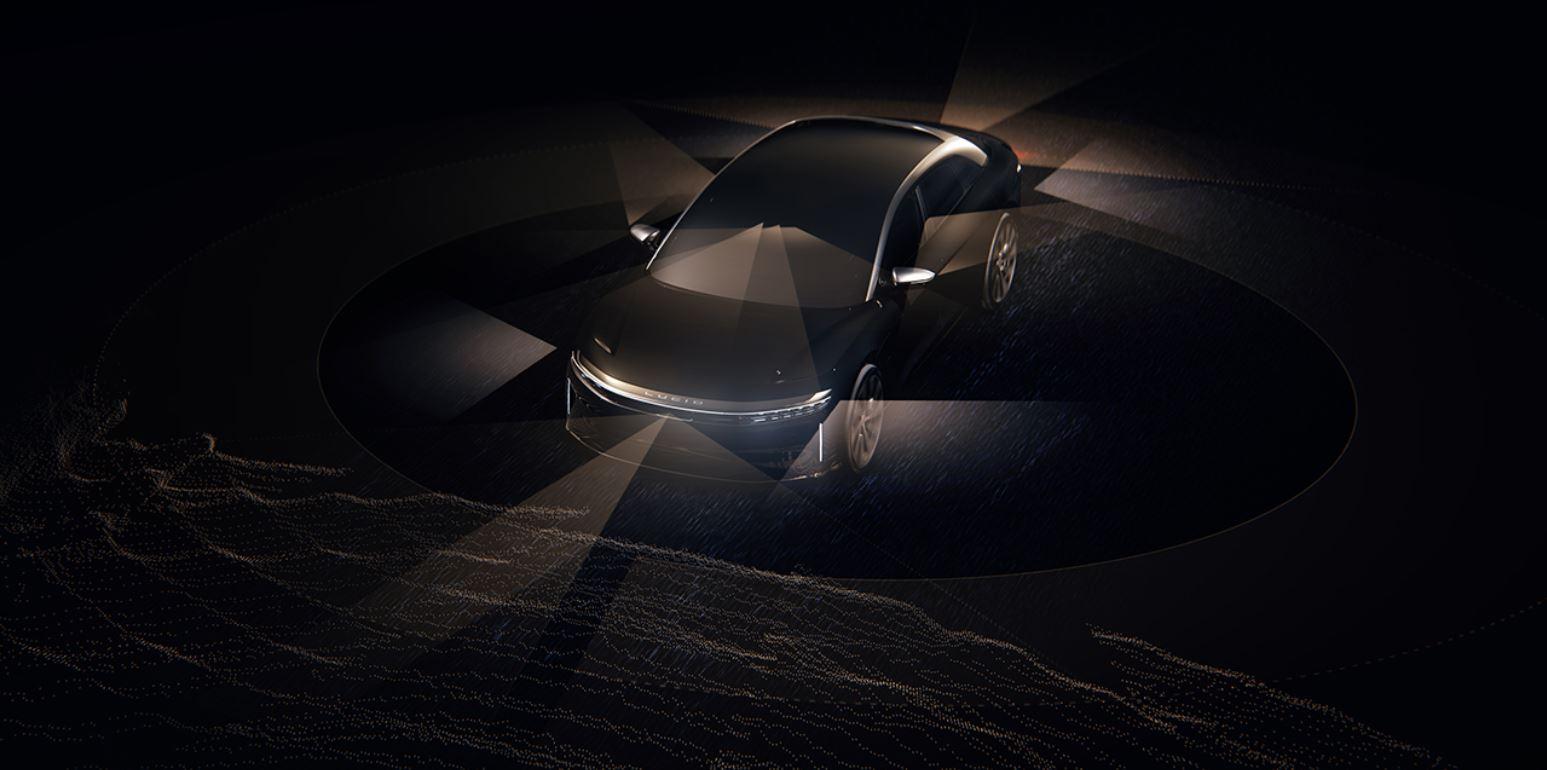 Lucid Motors представляет DreamDrive, автопилот в стиле Тесла с LIDAR