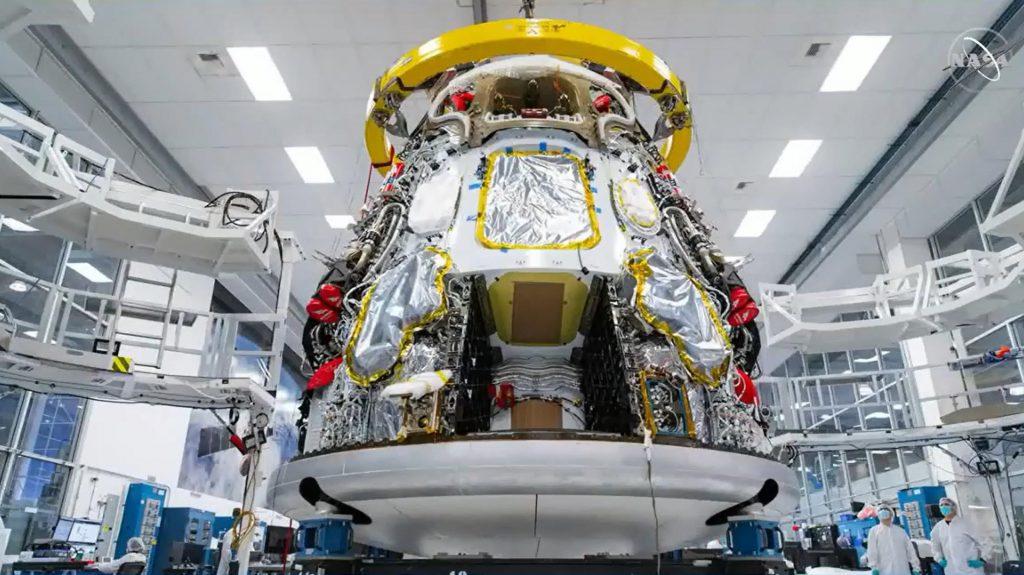 Космический корабль SpaceX почти готов к следующему запуску астронавта НАСА