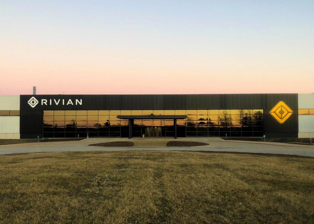 EV Startup Rivian завершил инвестиционный раунд за 2,5 млн долларов