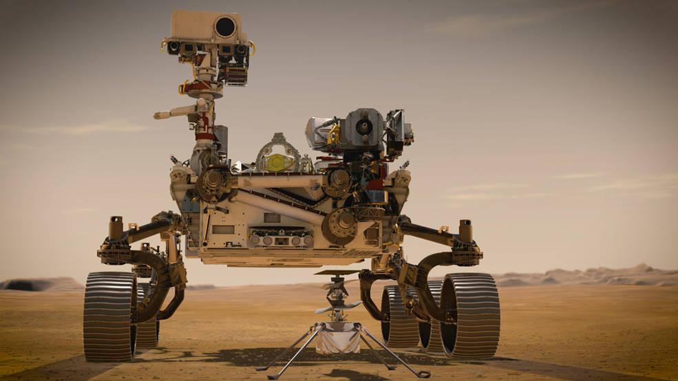 Марсоход NASA завершает предполетные проверки перед запуском этой недели