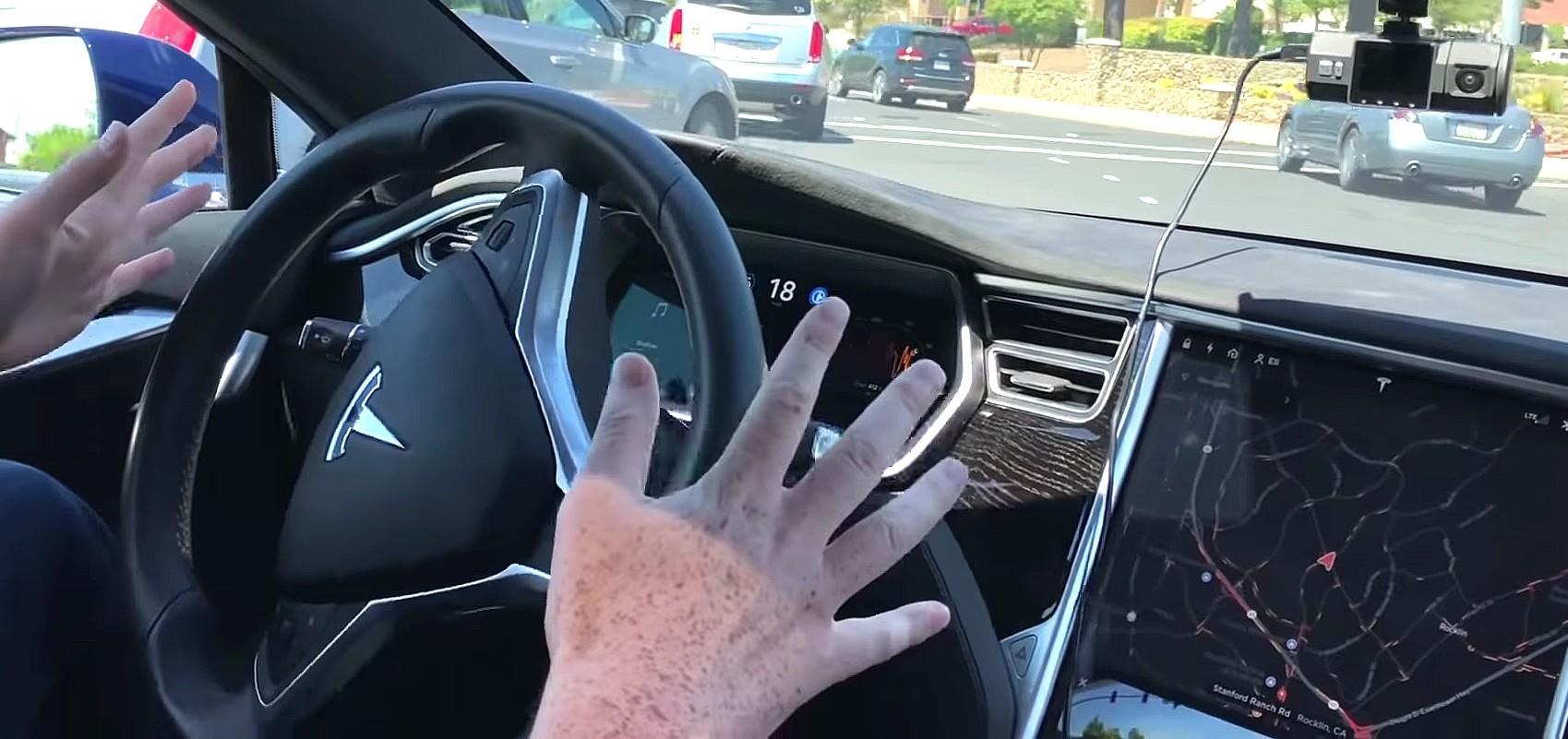 Отклонение экспертами полного толчка Теслы вождения доказывает, что Элон Маск все еще не воспринимается всерьез