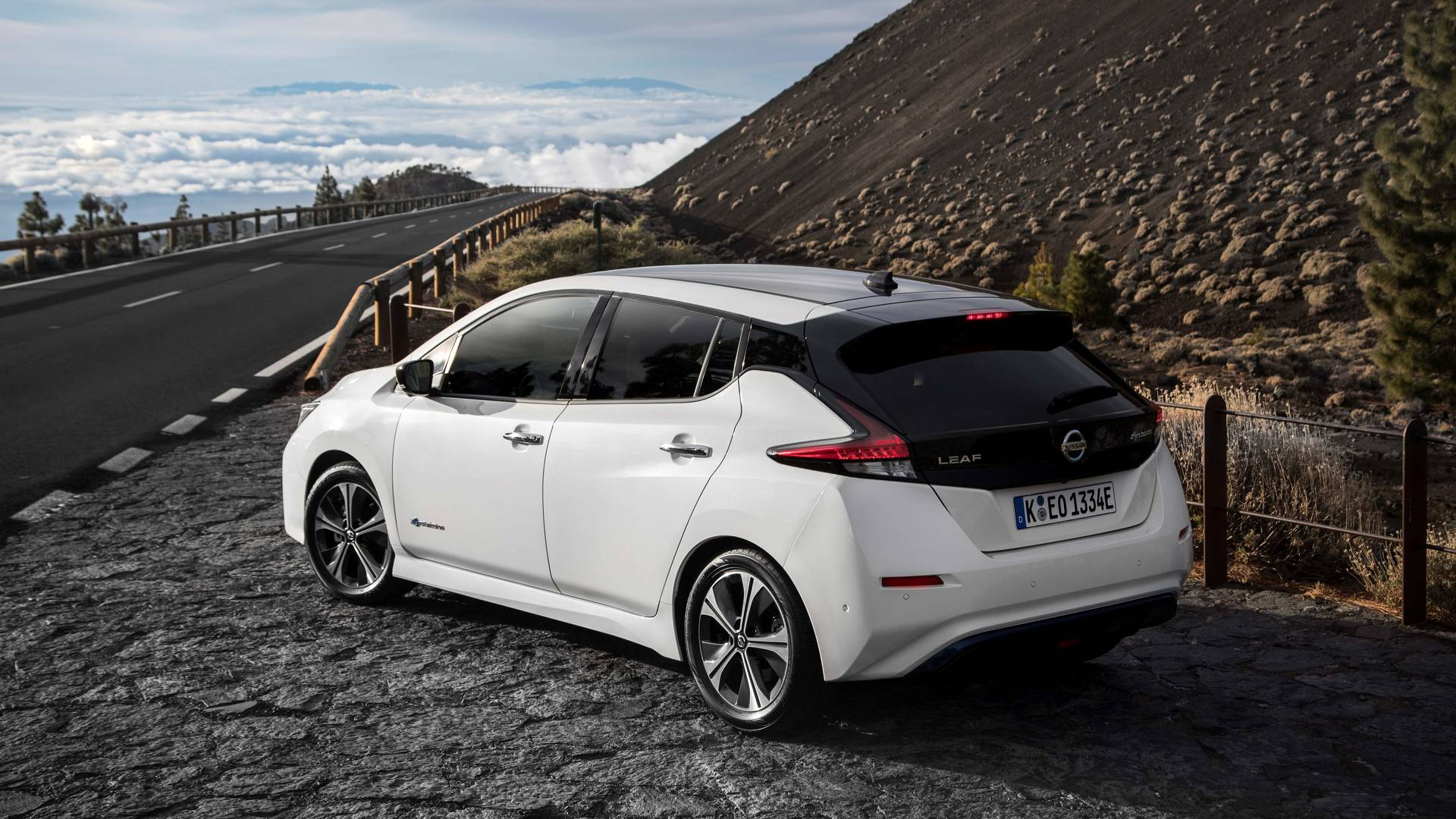 Продажи Nissan LEAF в США снизились на 68% во втором квартале 2020 года