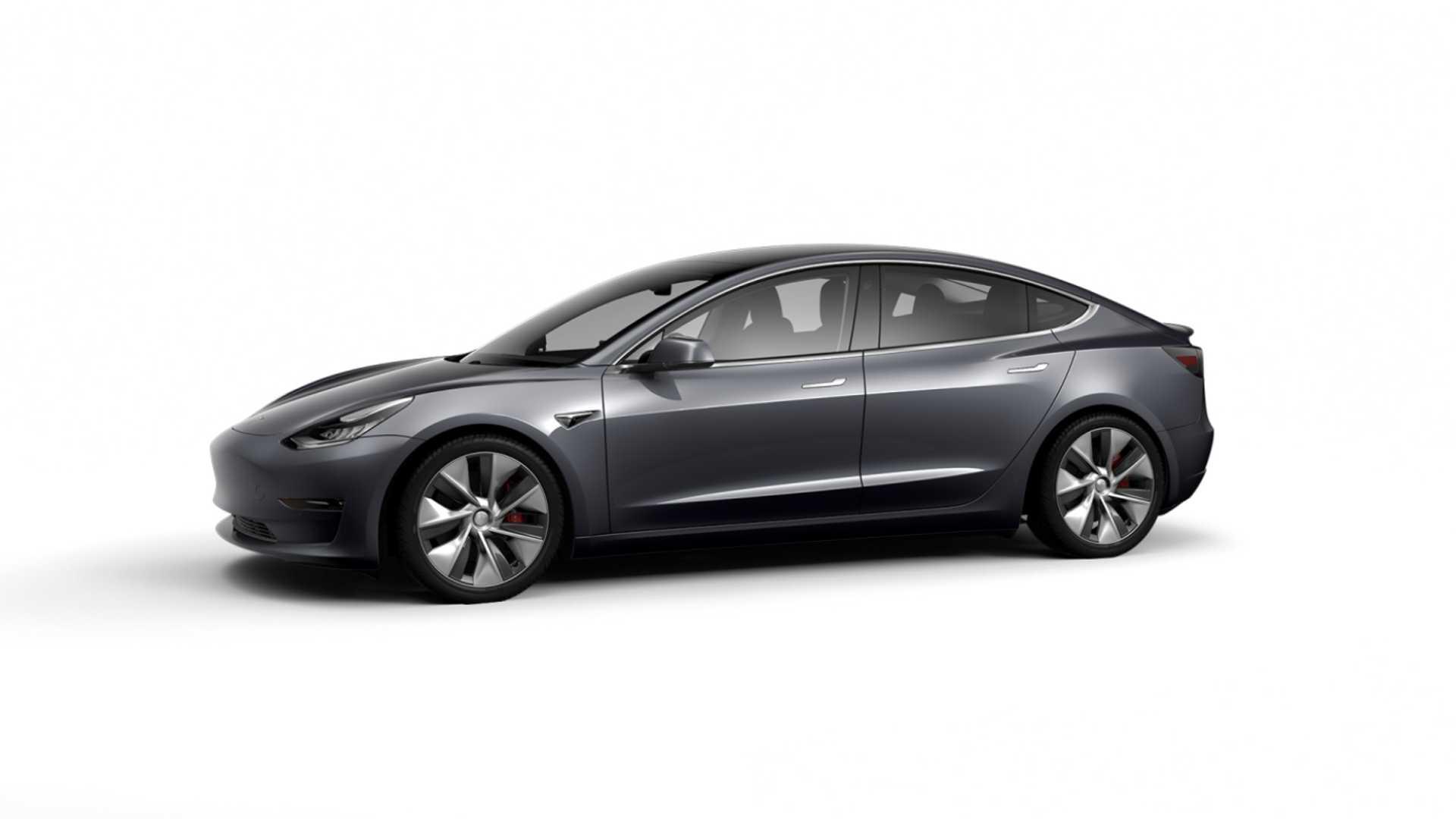 Производительность Tesla Model 3 получает увеличение диапазона или ложную тревогу?