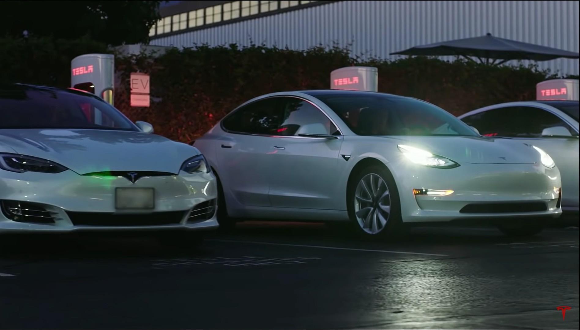 Рампа Tesla Supercharger достигла рубежа в 2000 активных станций по всему миру