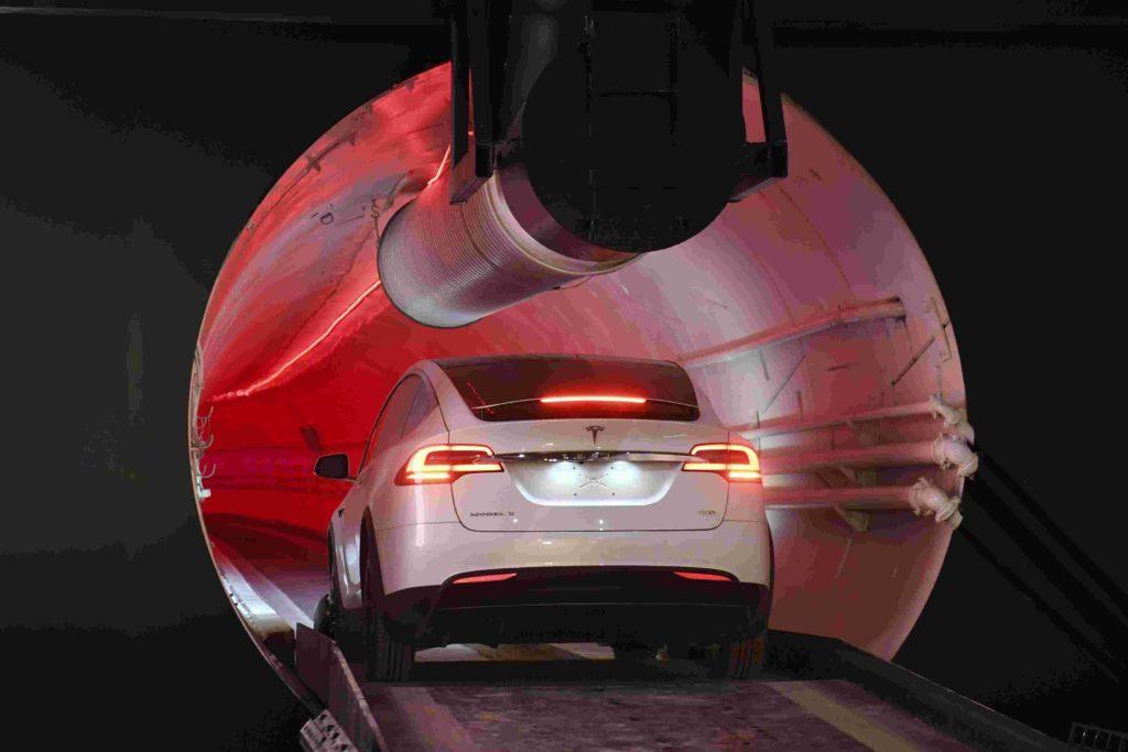 Скучная компания Элона Маск выделяет три типа подстанций на транспортных средствах Tesla