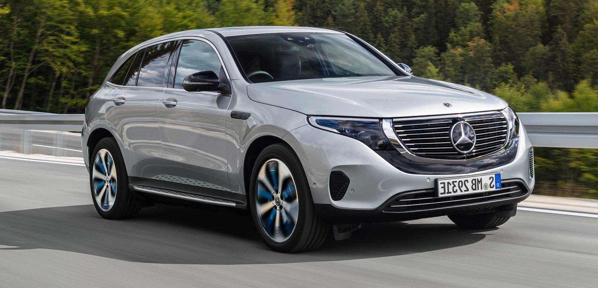 «Скучный» EQC не может дать Mercedes-Benz импульс EV