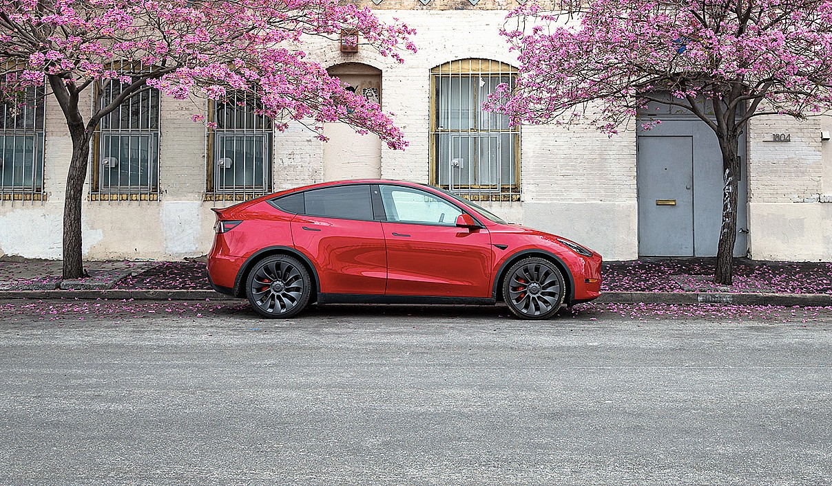 Tesla обновляет модель производства Y, увеличивает мощность на Fremont